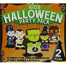 Kids Halloween Pack - 2 CD Set