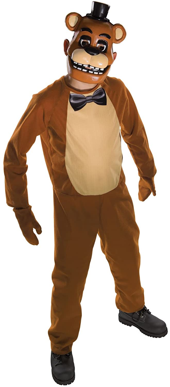 Rubies Five Nights Childs Value-Priced at Freddys Freddy Costume, Medium
