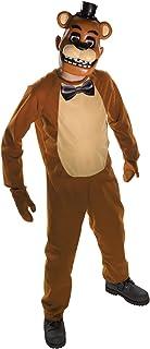 Rubieu0027s Five Nights Childu0027s Value-Priced at Freddyu0027s Freddy Costume Large  sc 1 st  Amazon.com & Amazon.com: Rubieu0027s Five Nights Childu0027s Value-Priced at Freddyu0027s ...