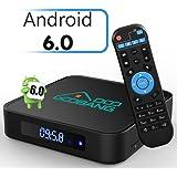 [2G+16G] GooBang Doo X2 Android 6.0 TV Box Amlogic S905X 64 bit quad core, che supporta 4K (60Hz) Full HD /H.265 / WiFi 2.4GHz / Bluetooth 4.0