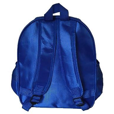 645757c930 Trucks Plane Police Personalised Customised Kids Toddlers Nursery School  Bag Backpack  Amazon.co.uk  Clothing