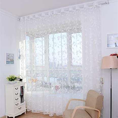 Mantovane in tulle per porta, finestra, tenda, drappeggio a pannello ...