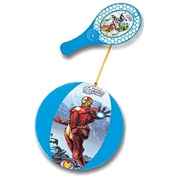 5659ac8c4a502 Tap Ball 2000 - 100239 - Tape Balle - Avengers: Amazon.fr: Jeux et ...