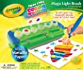Crayola Color Wonder Magic Light Brush With Metallic Paper from Crayola