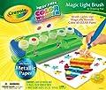 Crayola Color Wonder Magic Light Brush With Metallic Paper from Crayola