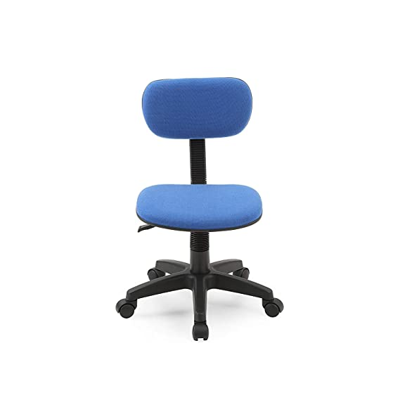Upholstered Orb Office Chair