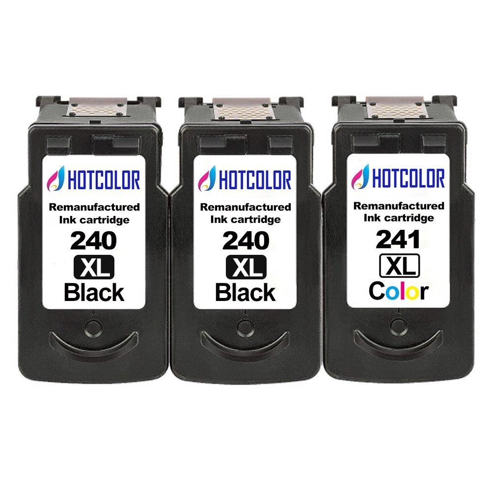 Ink Cartridges PG 240xl CL 241XL For Canon Pixma MG3520 MG4220 MX372 MX392 MX432