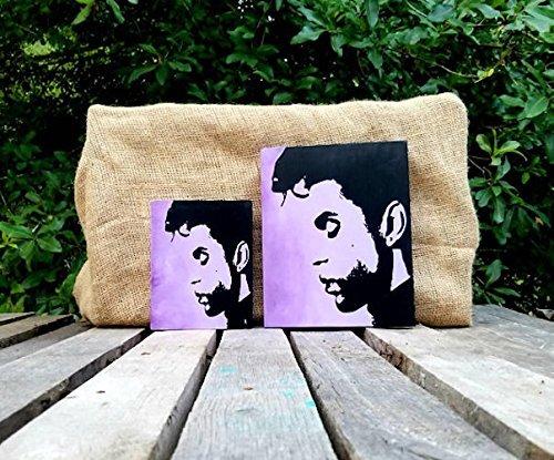 Prince sign, Purple rain, prince sign, prince art, Prince Rogers Nelson, custom sign, Prince wall art, Prince music, Prince art