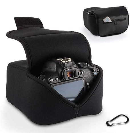Funda Protectora para cámara DSLR Bolsa para Equipo fotográfica ...