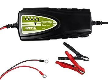 Enduro 16609 AS1210 Cargador de Baterías