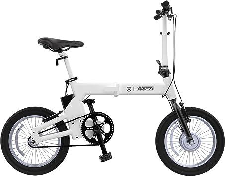 GOTRAX Bicicleta eléctrica Shift S1, 350 W, 36 V, con batería ...