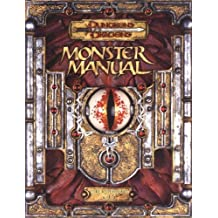 By Skip Williams Dungeons & Dragons Monster Manual Core Rulebook III, Version 3.5 [Hardcover]
