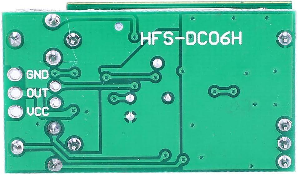 Strong Anti-Interference 5.8GHz DC5V HFS-DC06 Sensor Switch Board No Interference Waveband Sensing Microwave Radar Sensor Switch Module