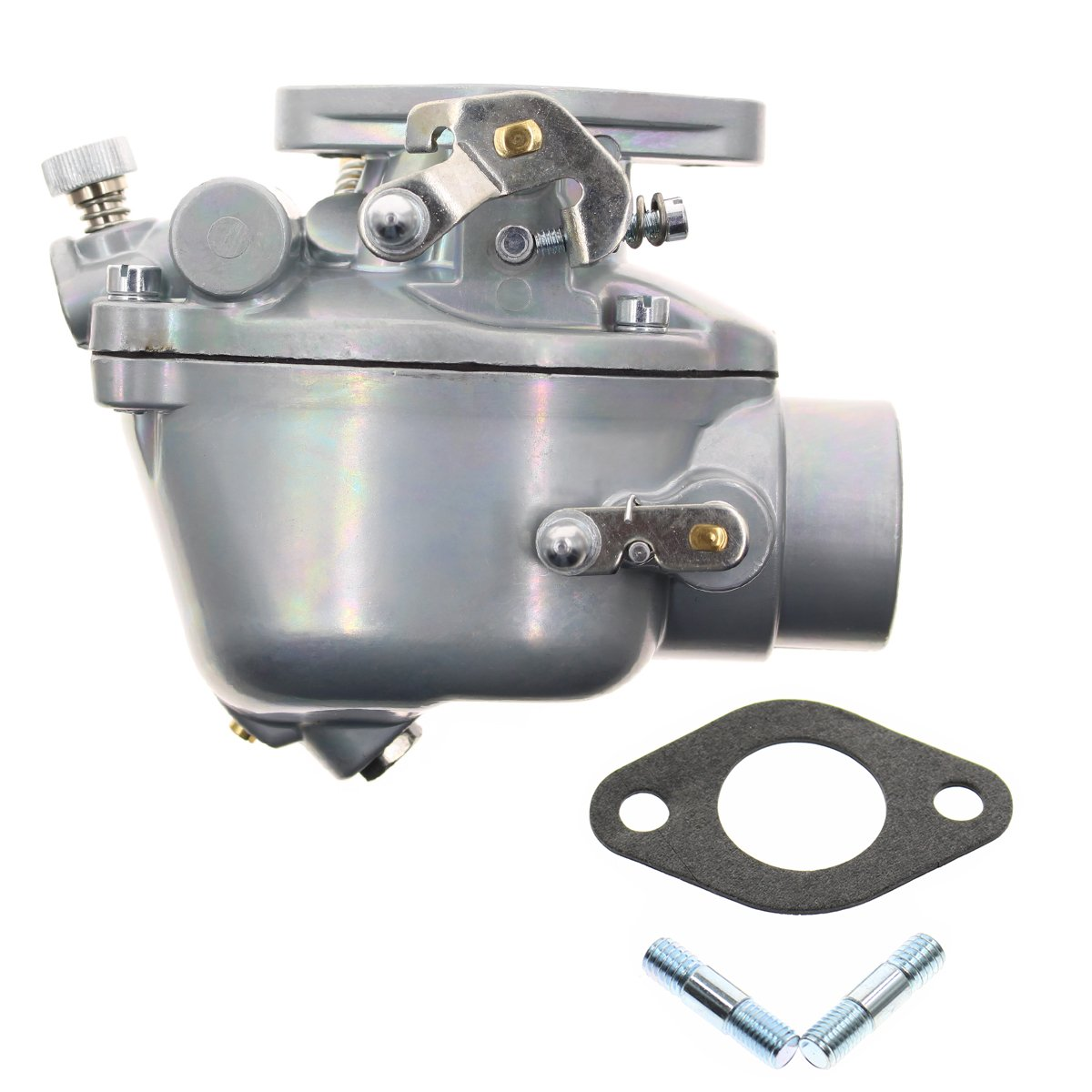 AUTOKAY 8N9510C-HD Marvel Schebler Carburetor for Ford Tractor 2N 8N 9N Heavy Duty TSX33odeal GooDeal