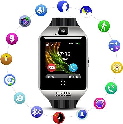 Smart Watch QIMAOO Q18 Reloj Inteligente Bluetooth 3.0 HD Pantalla ...