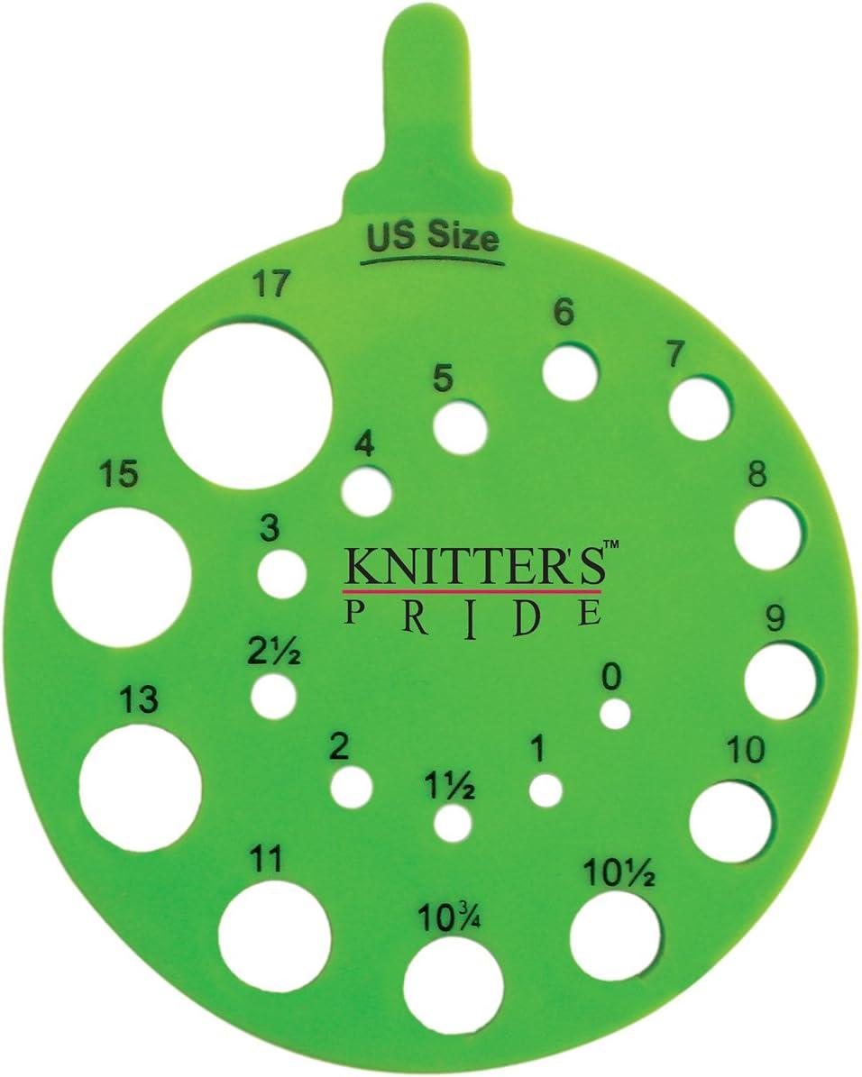 Knitters Pride Round Needle Gauge Envy