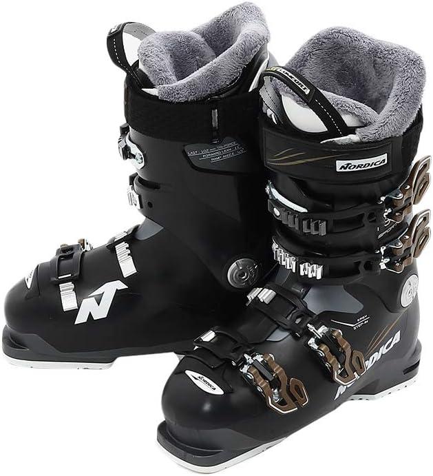 NORDICA(NORDICA) スキーブーツ 18 SPORTMACHINE 75 W ANT/BK 050R4200726 ブラック×ホワイト