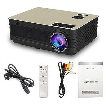 ibàste 3000 lúmenes Multimedia de video Proyectores HDMI ...