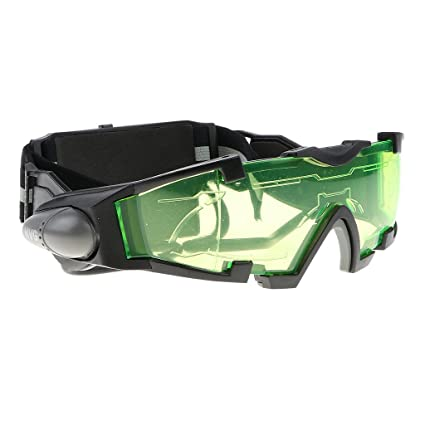 Baoblaze Gafas Protectoras De Luz LED Gafas A Prueba De ...
