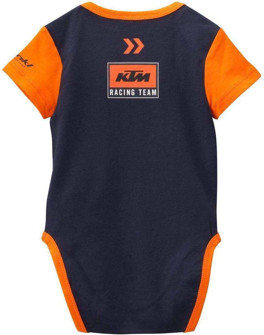 KTM Replica Blue Orange Team Baby Body Suit 18 Months New 3PW1890202