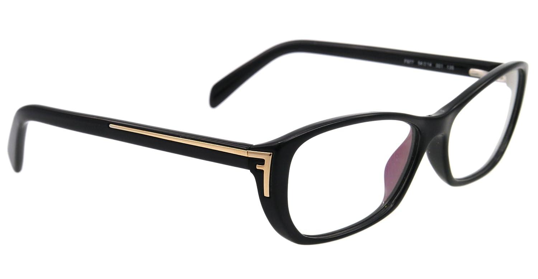 6b0db7cd469 Amazon.com  Fendi Rx Eyeglasses - F977 Black   Frame only with demo  lenses.  Fendi  Shoes