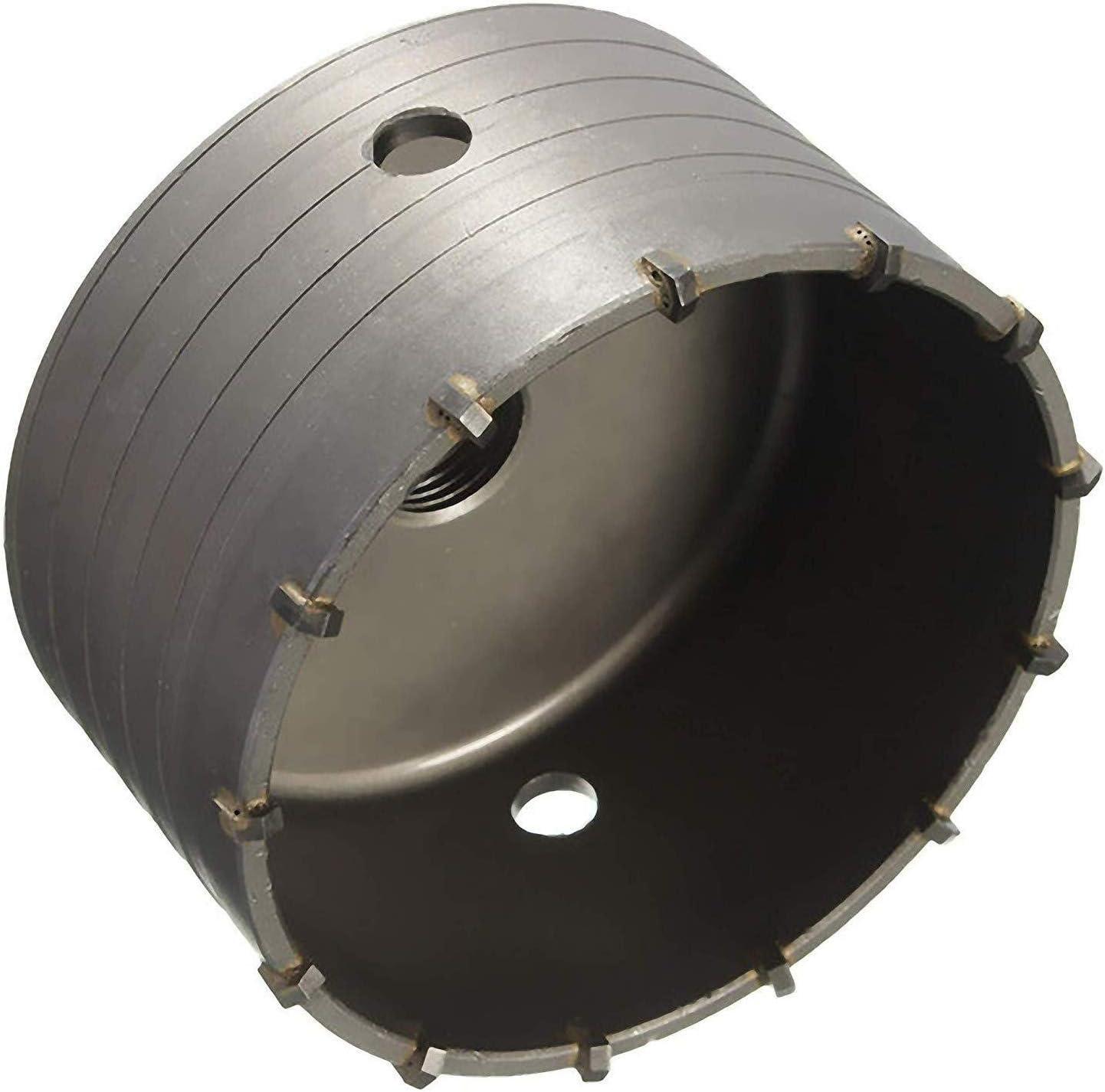 Bohrkrone Dosenbohrer SDS Max 160 mm Durchmesser komplett f/ür Bohrhammer SDS MAX 600 mm