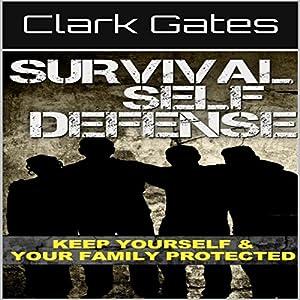 Survival Self Defense Audiobook
