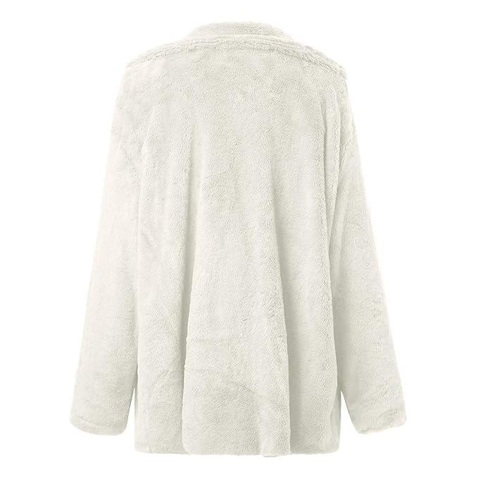 Btruely Herren Chaqueta Suéter Abrigo Jersey Mujer, Mujer Abrigo de Invierno Mantener abrigado Abrigo Sudadera con Capucha de sólido para Mujer Manga Larga: ...