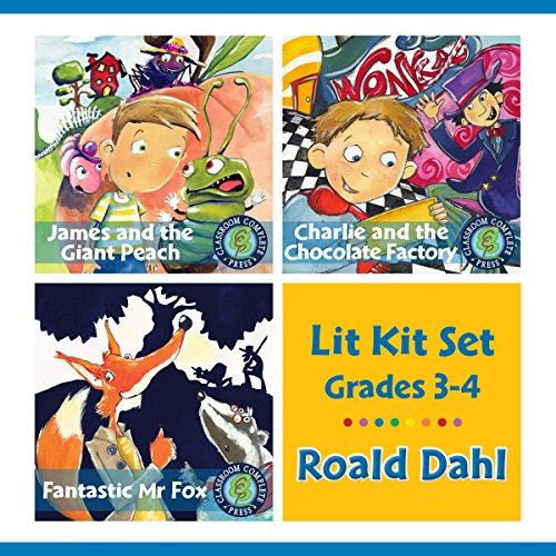 Roald Dahl Lit Kit Set