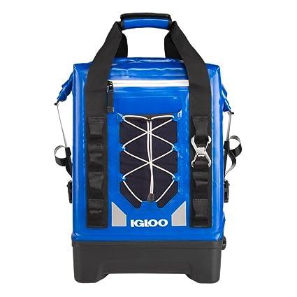 Amazon.com   Igloo Sportsman Backpack-Blue   Sports   Outdoors 3fe85d734519a