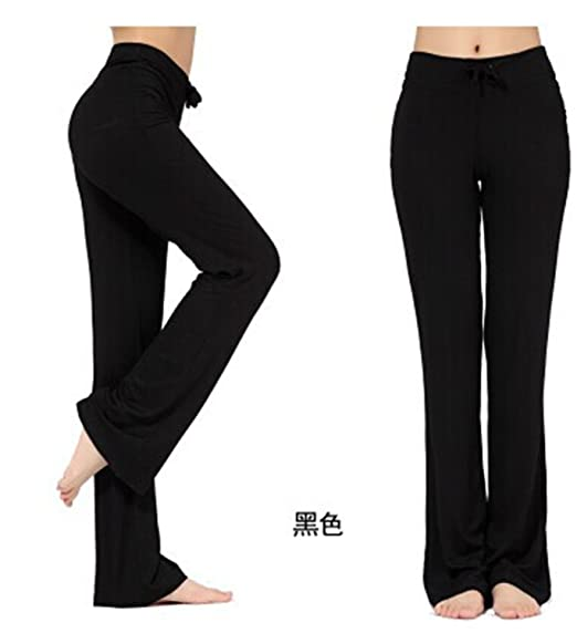 e151b1cac12 New Cotton Spring Plus Size Stretch Drawstring Pants Square Dance Clothes  Work Home Fitness Modal Bloomers