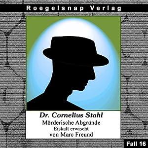 Eiskalt erwischt (Dr. Cornelius Stahl - Mörderische Abgründe 16) Hörbuch