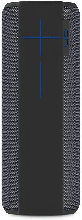 Ultimate Ears Megaboom Altavoz Portátil Inalámbrico Bluetooth, Graves Profundos, Impermeable, Flotante, Conexión Múltiple, Batería de 20 h - Black Charcoal