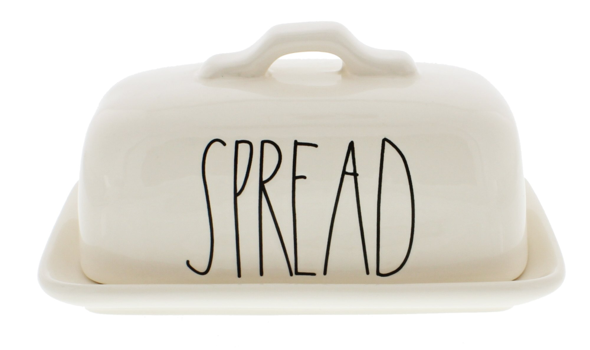 Rae Dunn by Magenta SPREAD LL Butter Dish
