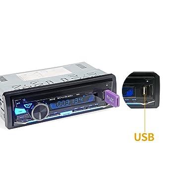 WEPECULIOR 12V 7003 Recién llegado de Bluetooth en el coche del coche Automagnitol Radio Cassette Recorder