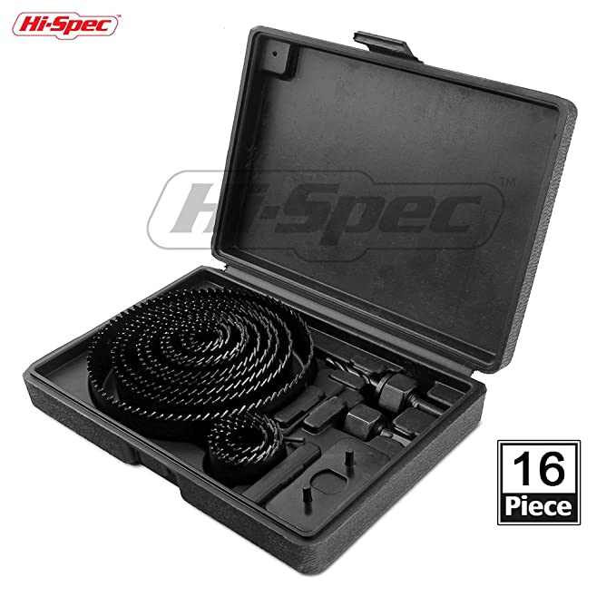 Hi-Spec Lochs/äge Set
