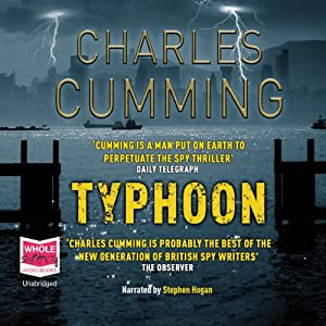 Typhoon Hörbuch