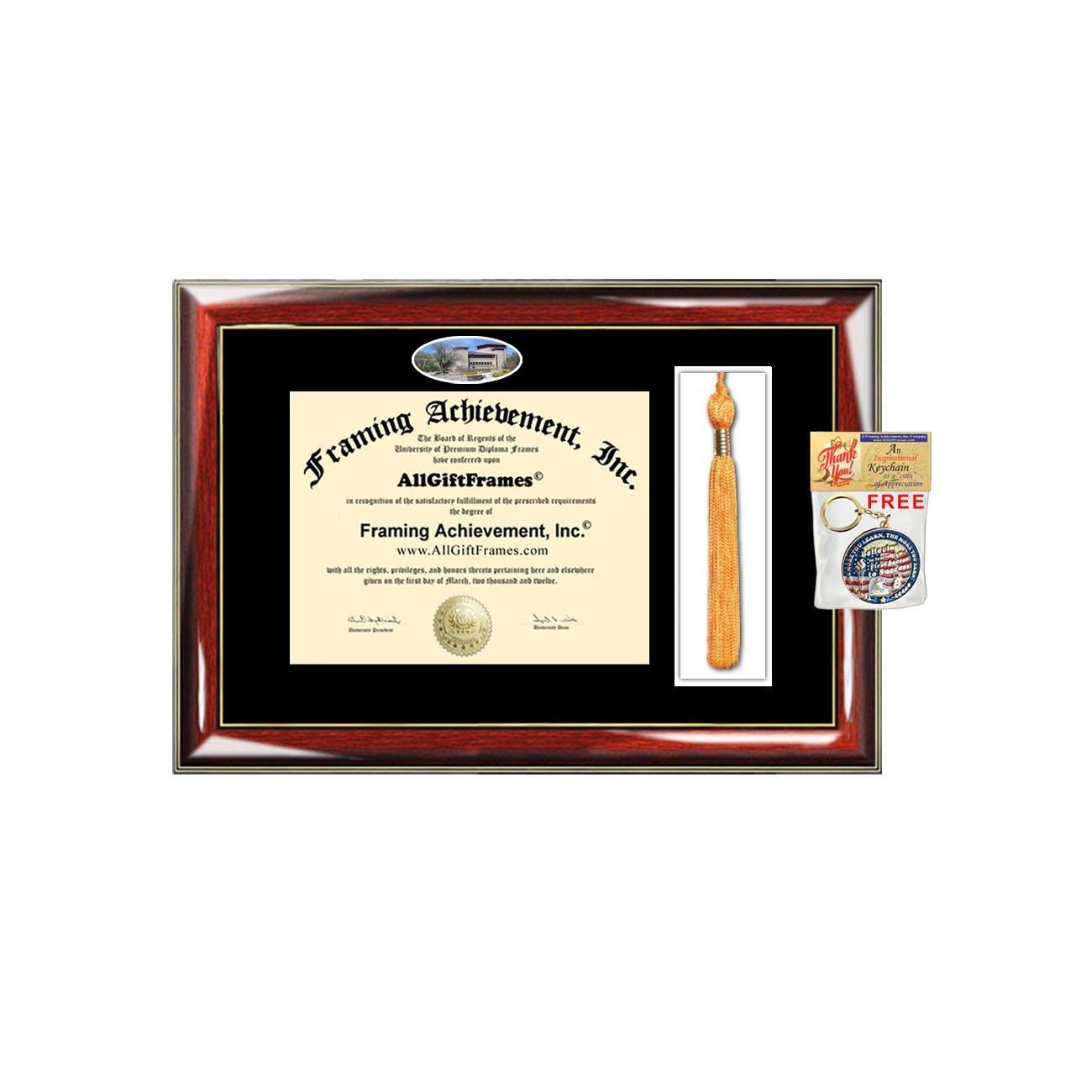 Amazon.com : University of Texas El Paso Tassel Diploma Frame UTEP ...