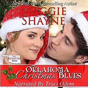 Oklahoma Christmas Blues, Book 1 of the McIntyre Men Series Hörbuch