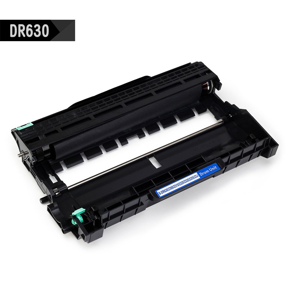 IKONG Compatible Replacement Drum Unit Brother DR630 Works Brother DCP-L2520DW, HL-2340DW HL-2380DW HL-L2300D HL-L2320D,MFC-L2700DW MFC-2740DW