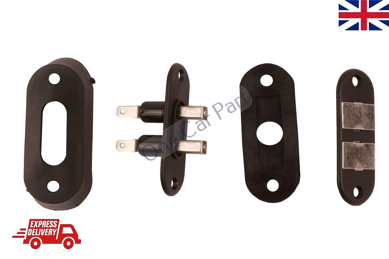 Alta calidad Van puerta corredera Contacto Interruptor Negro para cierre centralizado PARLEX