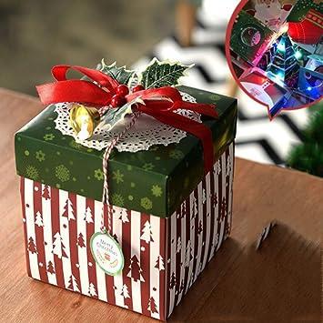 Amazon.com: SAIBANG Caja de regalo creativa de explosión ...