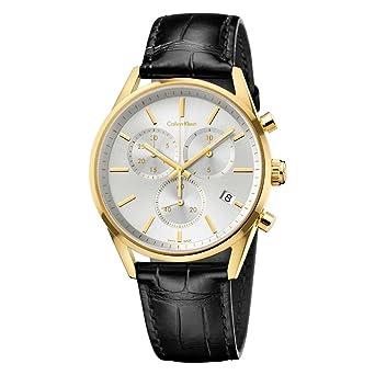 Calvin Klein Mens Quartz Watch K4M275C6