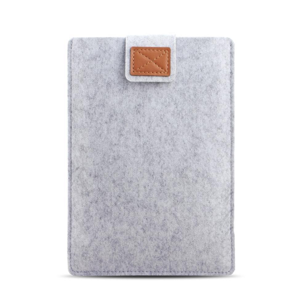 Gracefulvara Slim Felt Sleeve Laptop Case Cover Bag for Apple MacBook Air Pro 11/12/13/15 Inch