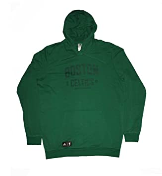 Adidas Boston Celtics NBA - Sudadera, Verde, Un tamaño Plus: Amazon.es: Deportes y aire libre