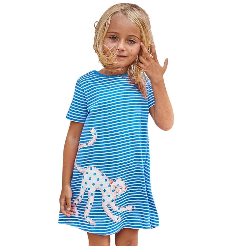 SamMoSon Baby Kleider Baby Mädchen kleid kleider für kinder ...