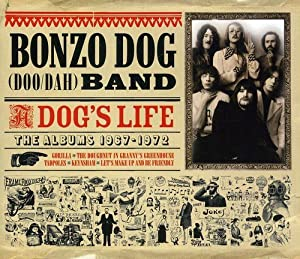 UK three CD set containing remastered versions of the eccentric British band's first five albums spread over three CDs plus an additional nine bonus tracks. Includes the albums Gorilla (1967), the Doughnut in Granny's Greenhouse (1968), Tadpoles (196...