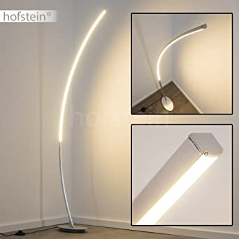 Lampada da terra LED Design Minimale- Lampada a Stelo Moderna con ...
