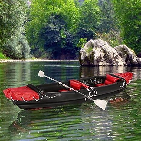 OEM H1000155 Canoa Hinchable con 2 Plazas, Unisex Adulto, M