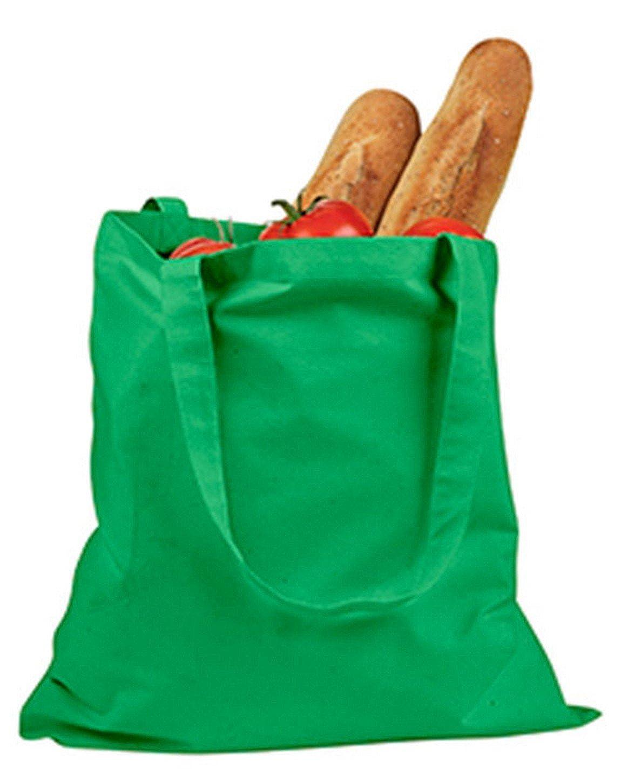 Bx 6 Oz Canvas Promo Tote Bag BAGedge M48731